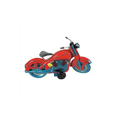 Alexander Taron Tin Motorcycle Toy