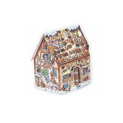 Alexander Taron Gingerbread House Advent Calendar