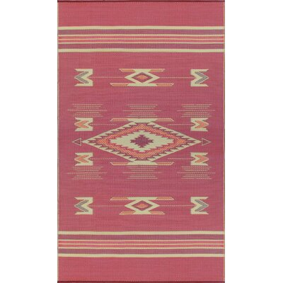 Navajo Dark Red Rug