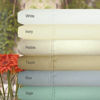 820 Thread Count Cotton Sateen Sheet Set