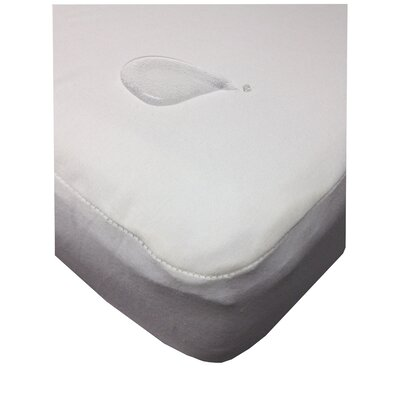 Organic Smooth Top Natural Fiber Mattress Pad
