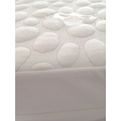 Dream Decor Pebbletex Tencel Crib Bed Bug Encasement