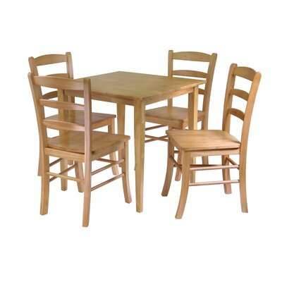 Winsome Groveland 5 Piece Dining Set