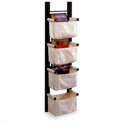 Winsome Linea Magazine Rack