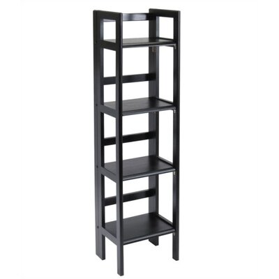 "Winsome Basics Folding 51.34"" Bookcase"