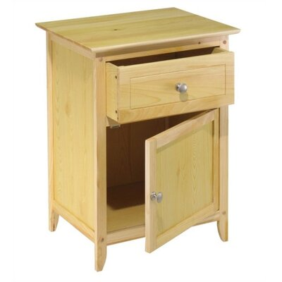 Winsome 1 Drawer Nightstand