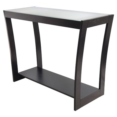 Winsome Radius Hall Console Table