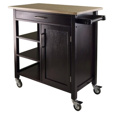 Winsome Mali Kitchen Cart