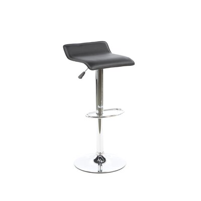 Winsome Adjustable Airlift Bar Stool (Set of 2)