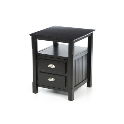 Timber Nightstand
