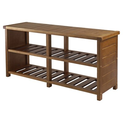 Winsome Keystone Storage Bench