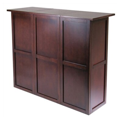 Winsome Newport Expandable Home bar