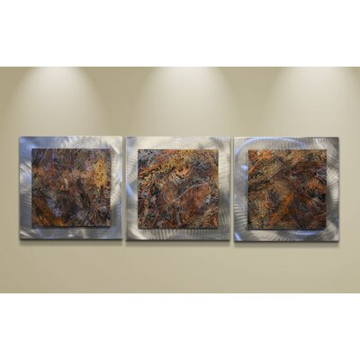 Metal Art Studio Earth Essence Wall Art