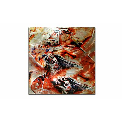 Metal Art Studio Hot Jazz Wall Art