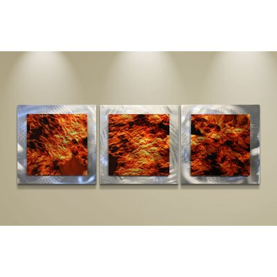 Metal Art Studio Molten Essence Wall Art