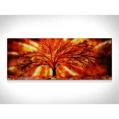Metal Art Studio Seasons of Change Wall Art