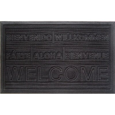 Entryways Weather Beater International Welcome Mat | Wayfair