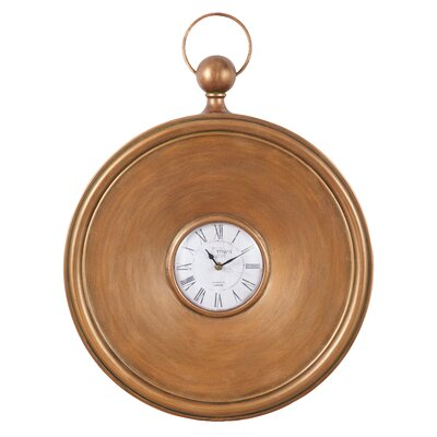 Bombay Heritage Gold Parton Wall Pocket Watch