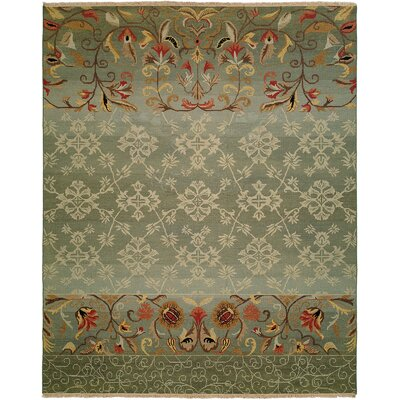 Wildon Home ® Bayou Blue Rug