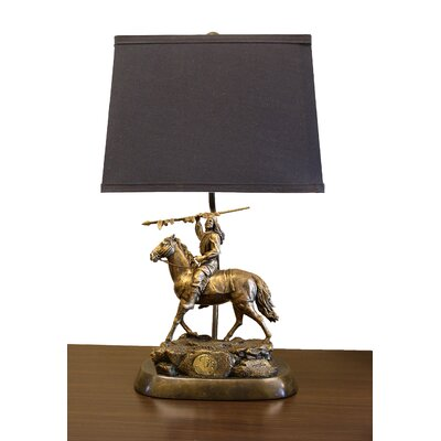 Tailgate Toss NCAA Tim Wolfe Table Lamp