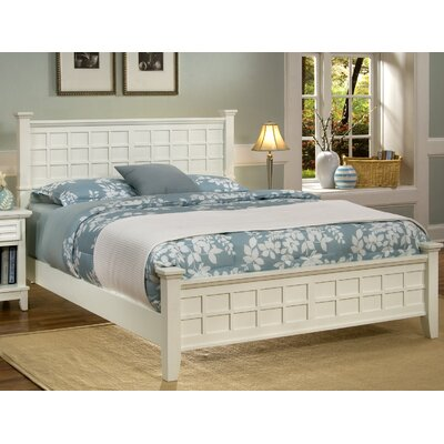 Arts and Crafts Panel 4 Piece Bedroom Set
