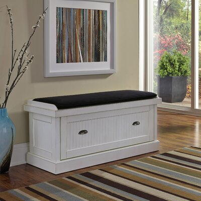 Nantucket Upholstered Entryway Bench