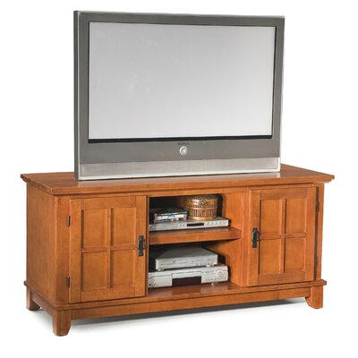 "Home Styles Arts and Crafts 56"" TV Stand"