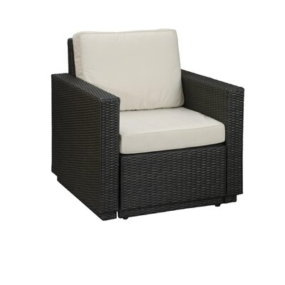 Home Styles Riviera Deep Seating Arm Chair