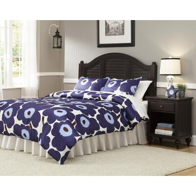 Home Styles Bermuda Queen Headboard and Nightstand