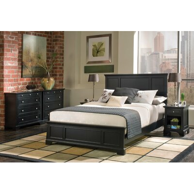 Home Styles Bedford Panel Bedroom Collection