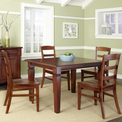 Home Styles Aspen 5 Piece Dining Set