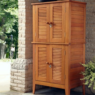 Home Styles Montego Bay Storage Cabinet Amp Reviews Wayfair