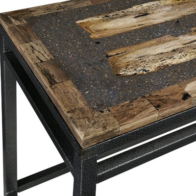 Home Styles Turn to Stone End Table