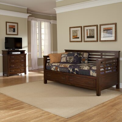 Home Styles Cabin Creek Daybed Bedroom Collection | Wayfair