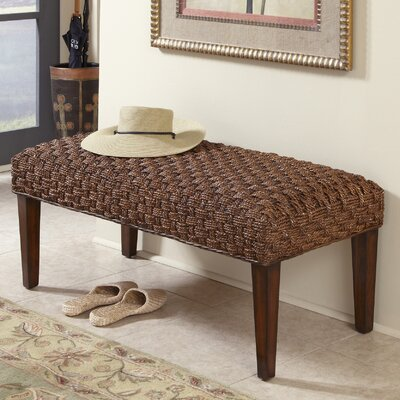 Home Styles Cabana Banana II Entryway Bench