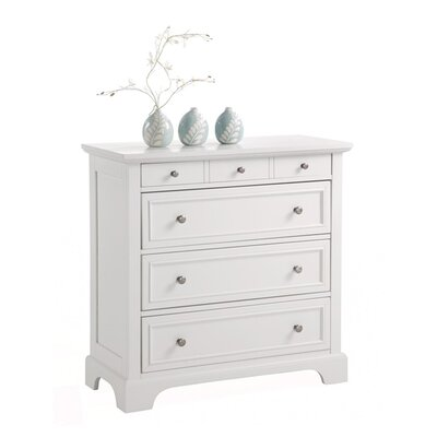 <strong>Home Styles</strong> Naples 4 Drawer Chest
