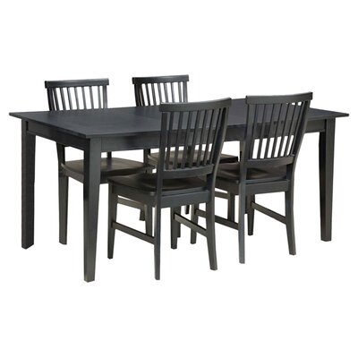 Home Styles Arts and Crafts 5 Piece Dining Set