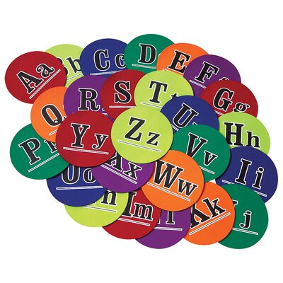 FlagHouse Alphabet Spot Markers