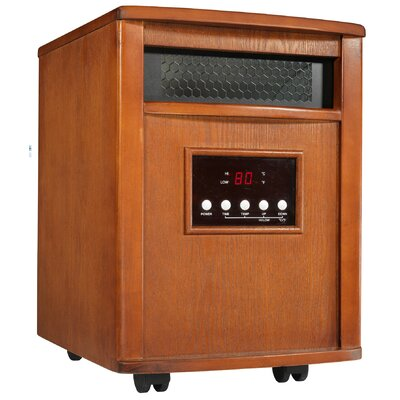 Dynamic Infrared Dynamic Infrared Cabinet Space Heater