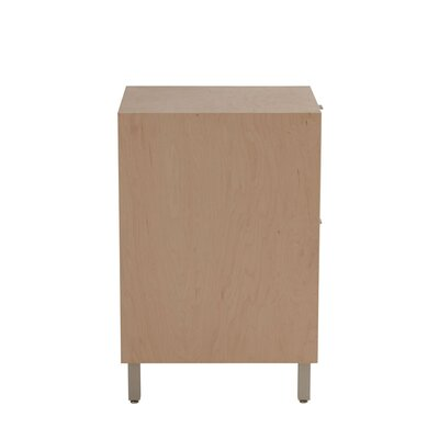 Urbangreen Furniture High Line 2 Drawer File Cabinet