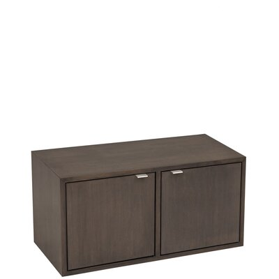 Urbangreen Furniture Double Multimedia Cube with Doors