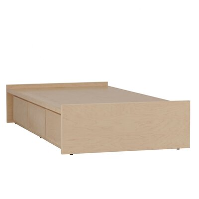Urbangreen Furniture Thompson Twin 3 Drawer Storage Platform Bed