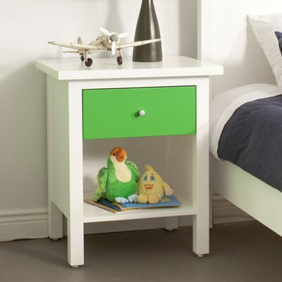 Urbangreen Hudson 1 Drawer Nightstand