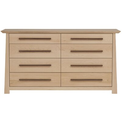 Urbangreen Hamilton 8 Drawer Dresser