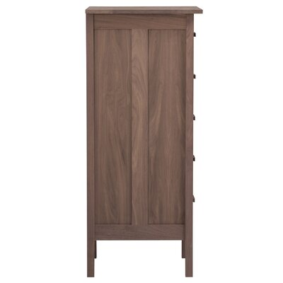 Urbangreen Furniture Smith 5 Drawer Lingerie Chest