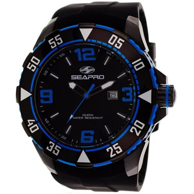 Seapro Drive Men's Watch