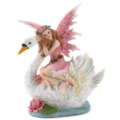Fairytale Fairy Coin Bank Statue