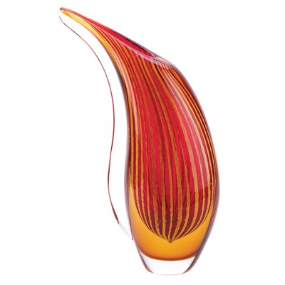 Zingz & Thingz Artistic Fire Vase