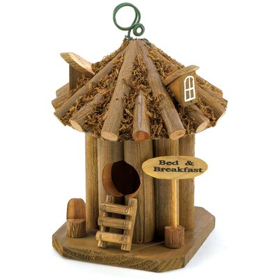 Zingz & Thingz Weekend Cottage Birdhouse