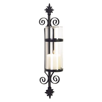 <strong>Zingz & Thingz</strong> Noble Flair Candle Sconce